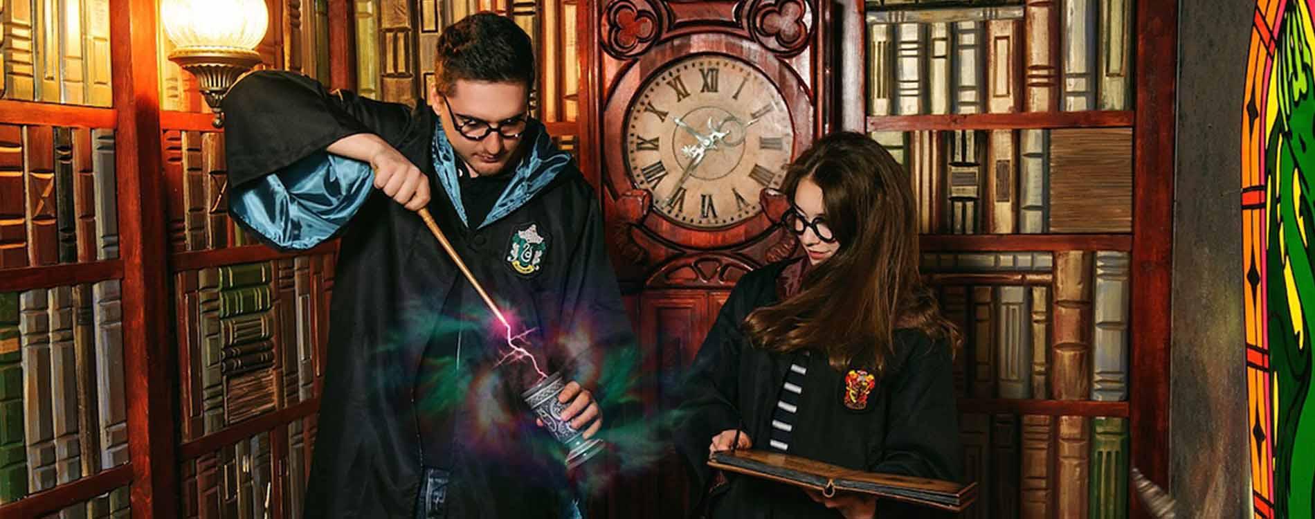 Школа магия гарри поттер и гадания на отношения человека на картах